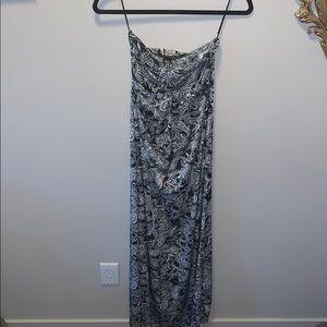 Parsley maxi dress